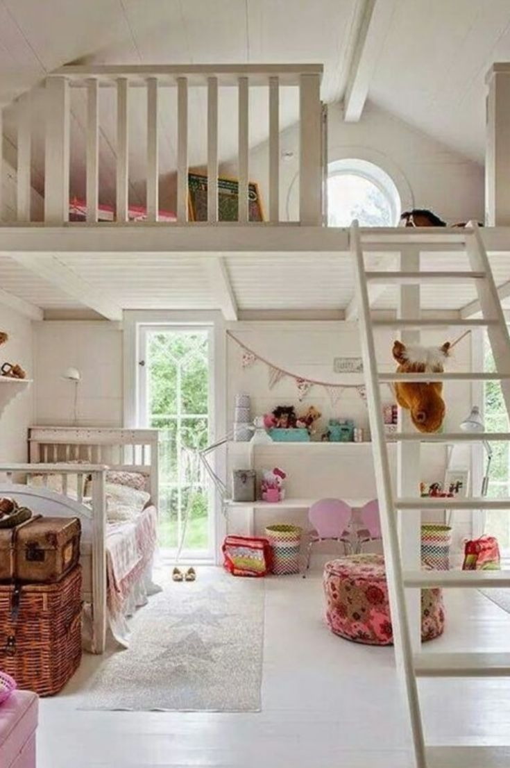 Bedroom İdeas For Each Child - 30 Fabulous Room Ideas For Children Who Love Colors New 2019 images