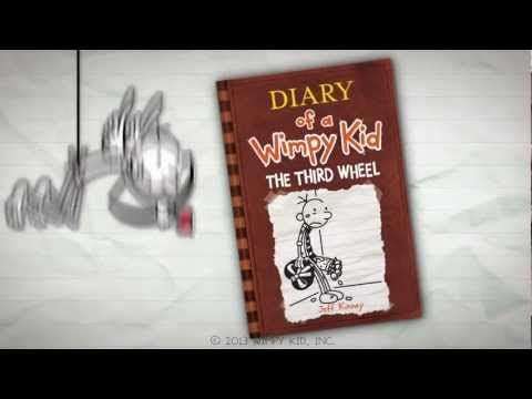 Diary of a wimpy kid the third wheel by jeff kinney books for my diary of a wimpy kid the third wheel by jeff kinney solutioingenieria Gallery