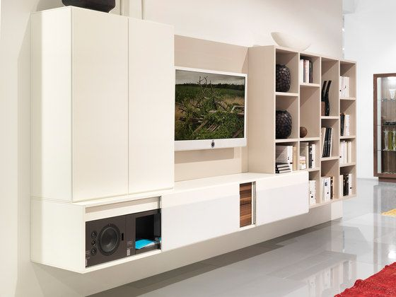 AV Cabinets | AV Furniture | Log Audio | Gruber Schlager. Check It Out On