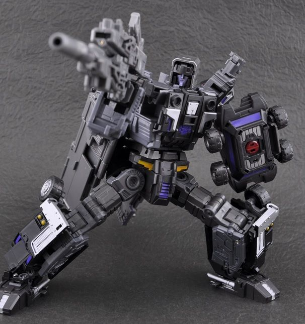 Fansproject Causality CA-13 Diesel & Military Mutiplexer M3 Crossfire Set Kit, Toyarena