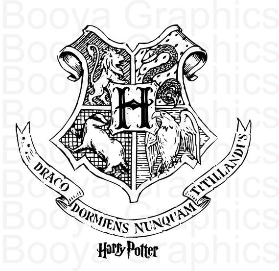 hogwarts coat of arms parties pinterest hogwarts wappen hogwarts and wappen. Black Bedroom Furniture Sets. Home Design Ideas