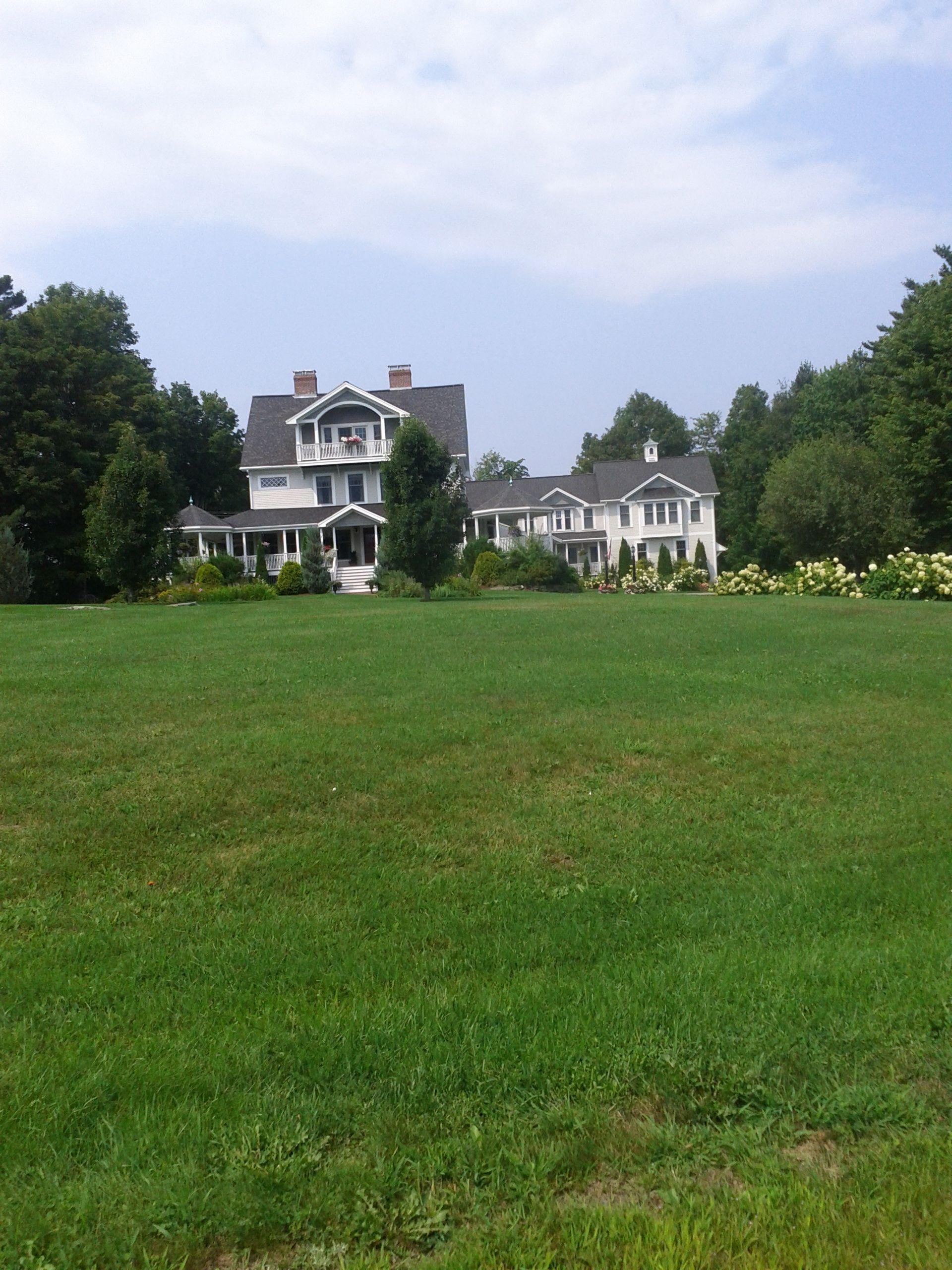 one of adam sandler's homes ! haha | New hampshire ...