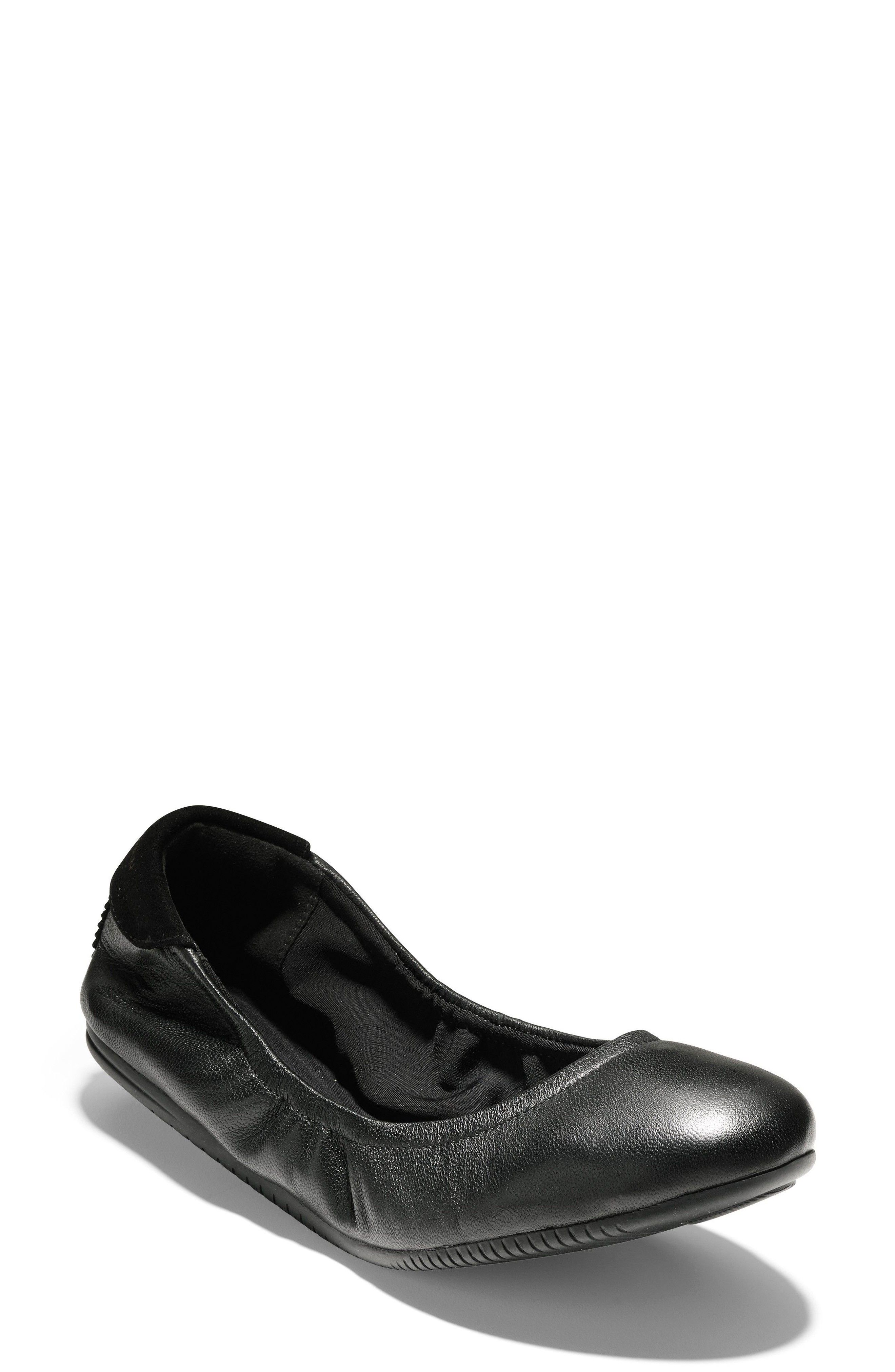 Buy COLE HAAN Studiogrand Ballet Flat online. New COLE HAAN Shoes. [$160]