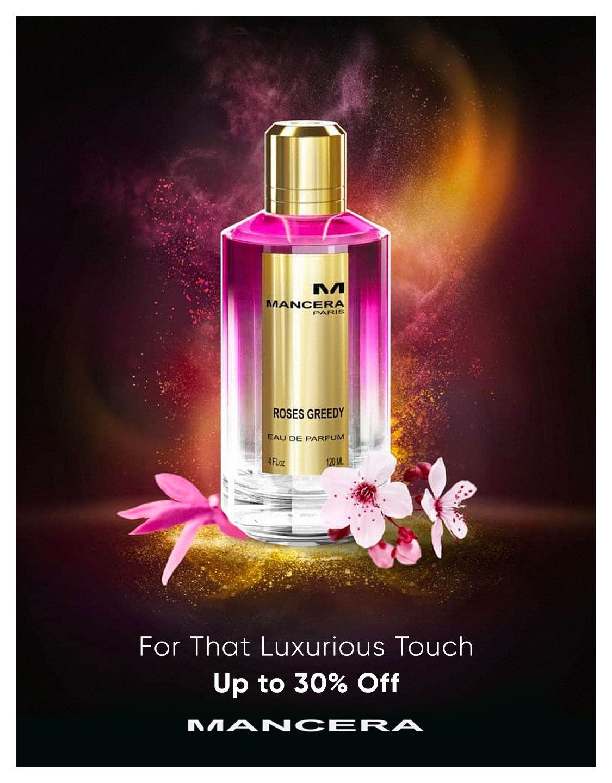 Golden Scent Mancera Perfume Eau De Parfum