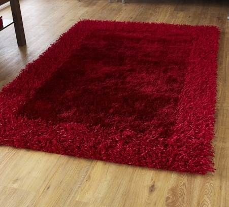 Modern Style Rugs Sable Two Red Rug 150 X 230cm 120 00 Http