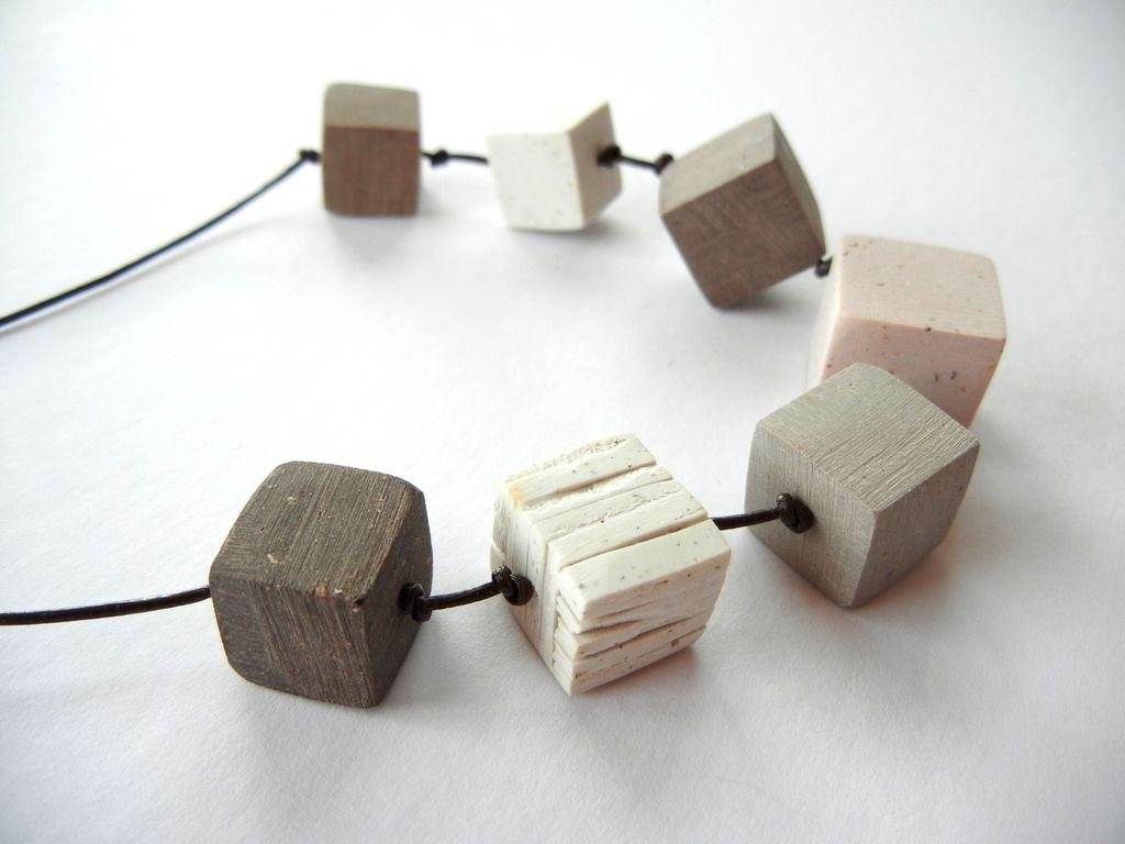 """L'imparfait"" | by Sonya's Polymer Creations"