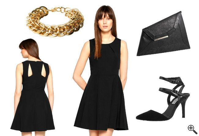 Disco Outfit Ideen mit Cocktailkleider http://www.kleider-deal.de/schoene-cocktailkleider-schwarz-disco-outfit-ideen/ #Cocktailkleider #Outfit #Kleider #Dress #Disco #Fashion #Cocktailparty #Party