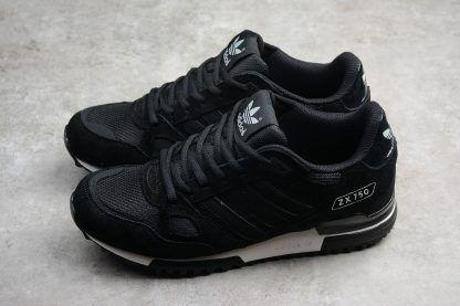 976fbc0395659 Buy adidas ZX 700 Shoes Suede Mesh Black White B23701-3