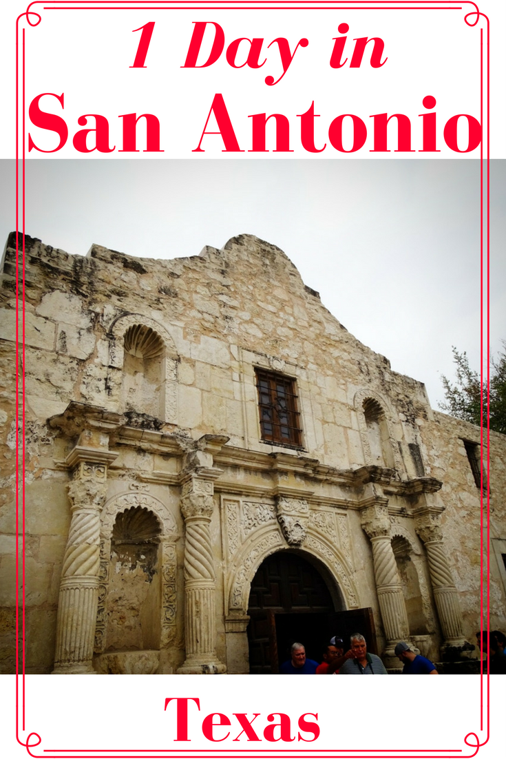 San Antonio Texas Is A Town With So Much History We Only Had One