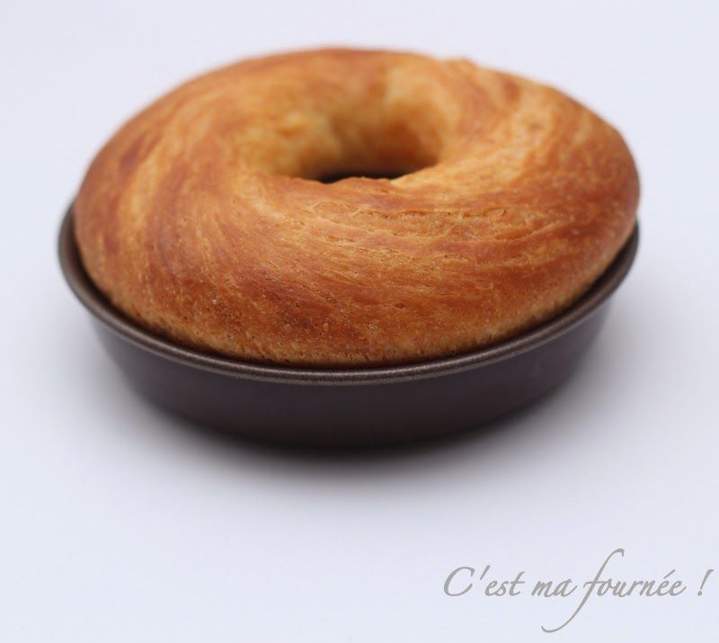 Le baba au rhum, chantilly ivoire vanille #babaaurhumrecette