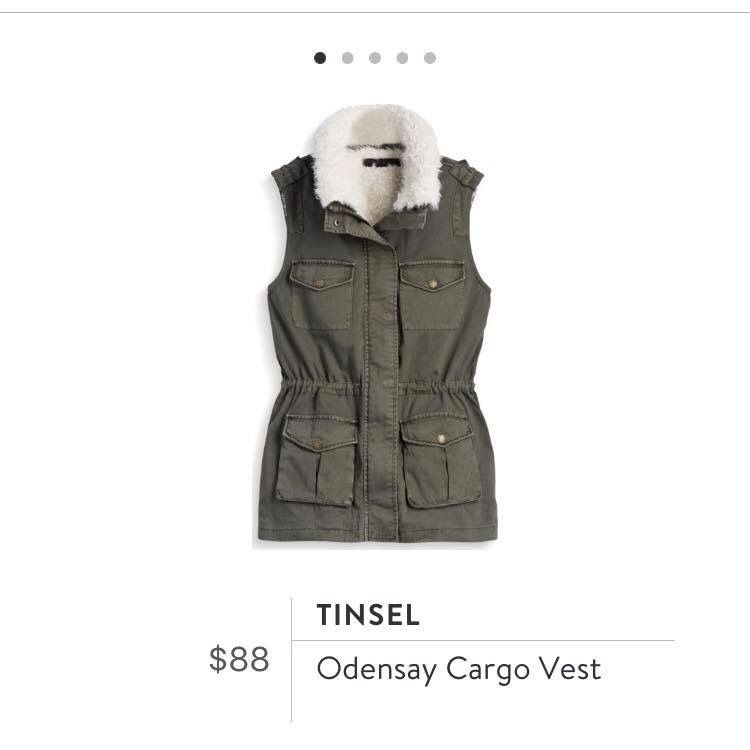 Pin By Beth Wahlig On Stitch Fix Style Cargo Vest Cute