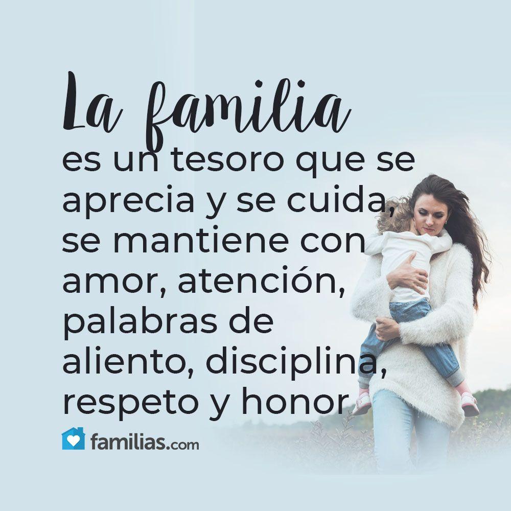 La familia es un esfuerzo que vale la pena hacerlo... | Frases motivadoras, Familia  frases, Frases bonitas