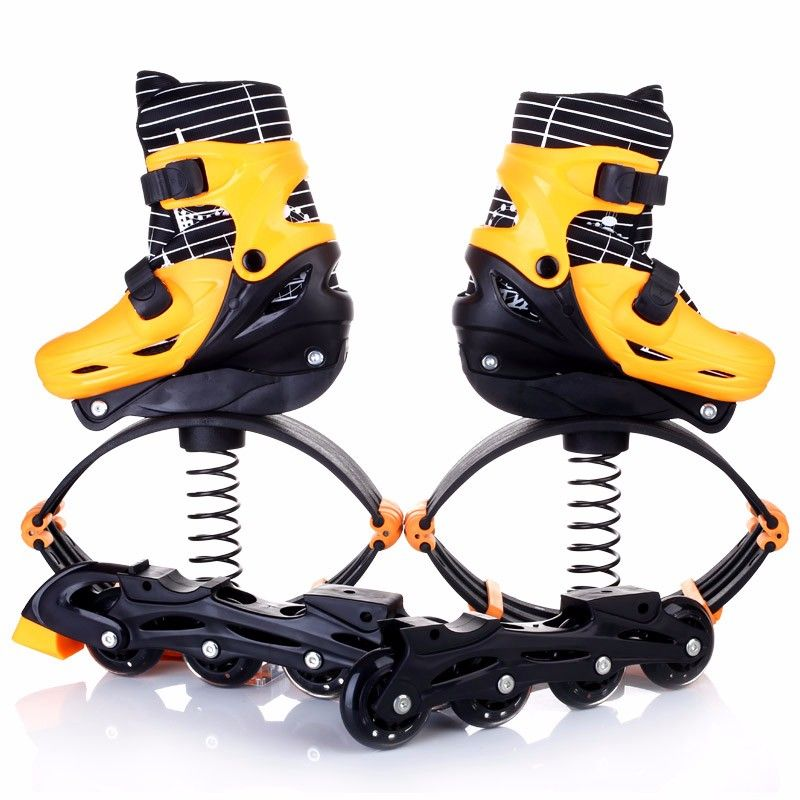 inline skates that attach to shoes