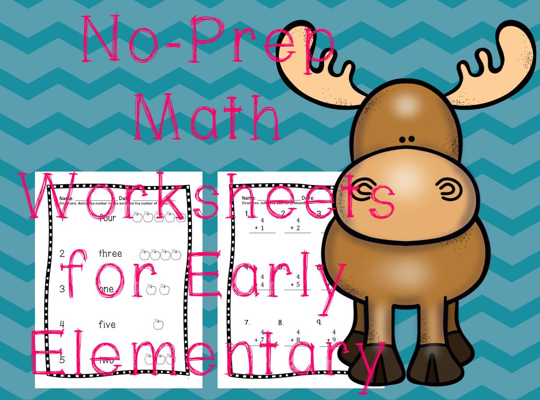 Math Packet Worksheets