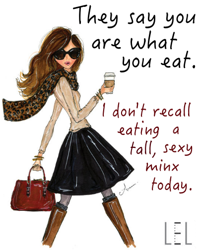 You are what you eat... #fashion #funny