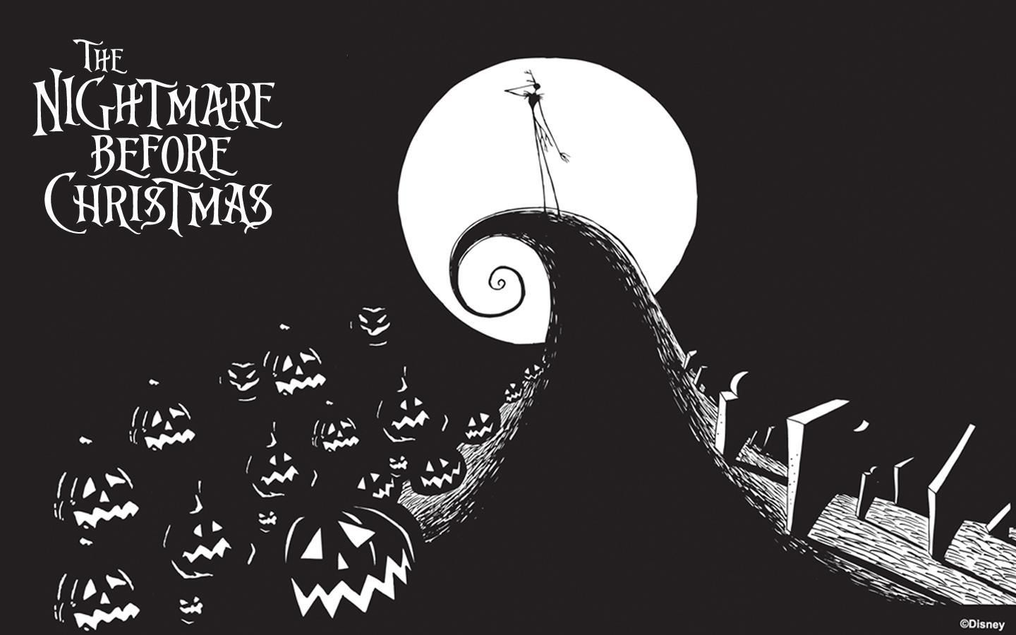 Related Image Nightmare Before Christmas Wallpaper Nightmare