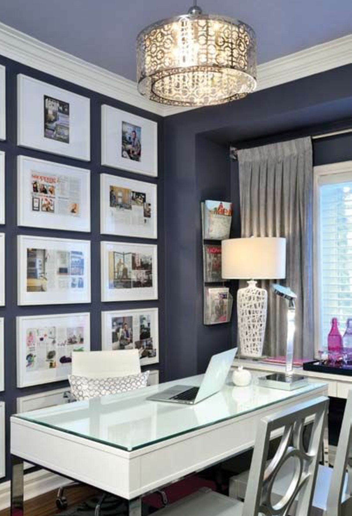Pin by Anna Gekelman on My Wishlist Home office design
