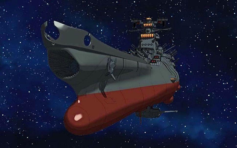 Space Battleship Yamato 2199 Wallpaper Space Battleship Battleship Yamato