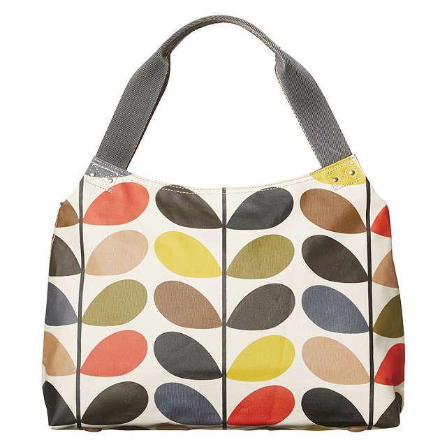 Orla Kiely Etc Classic Multi Stem Shoulder Bag 964309ab035a9