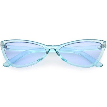 Clothing Cat Eye Sunglasses Transparent Sunglasses Sunglasses
