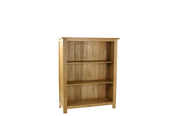 Hugo Low Oak Bookcase