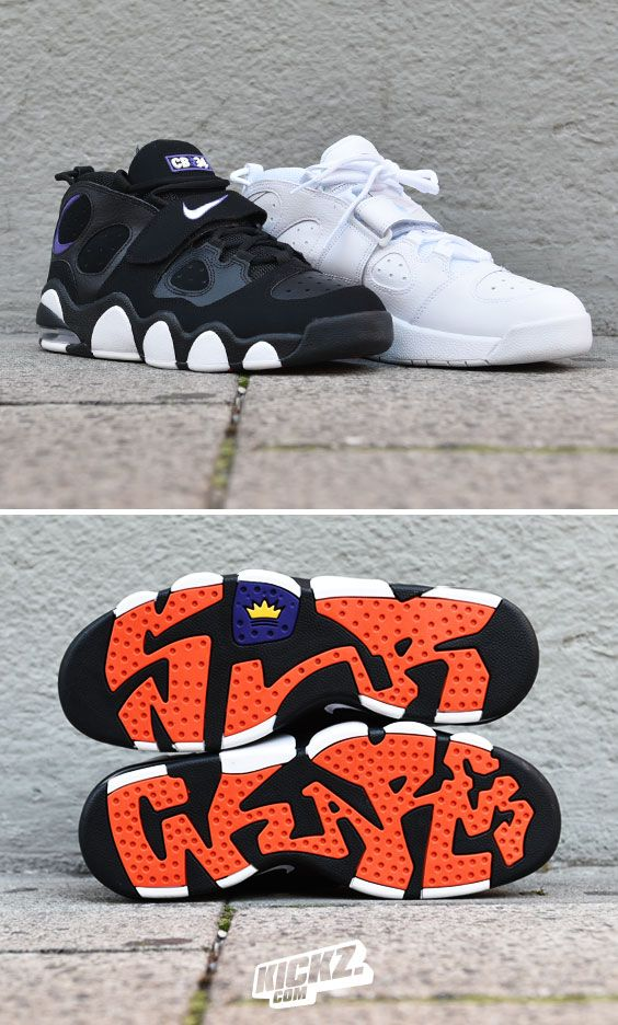 more photos 2de8d e1f41 Nike drops  Sir  Charles Barkley s signature Shoe, the  Air CB 34  and  takes you back to the 90s!