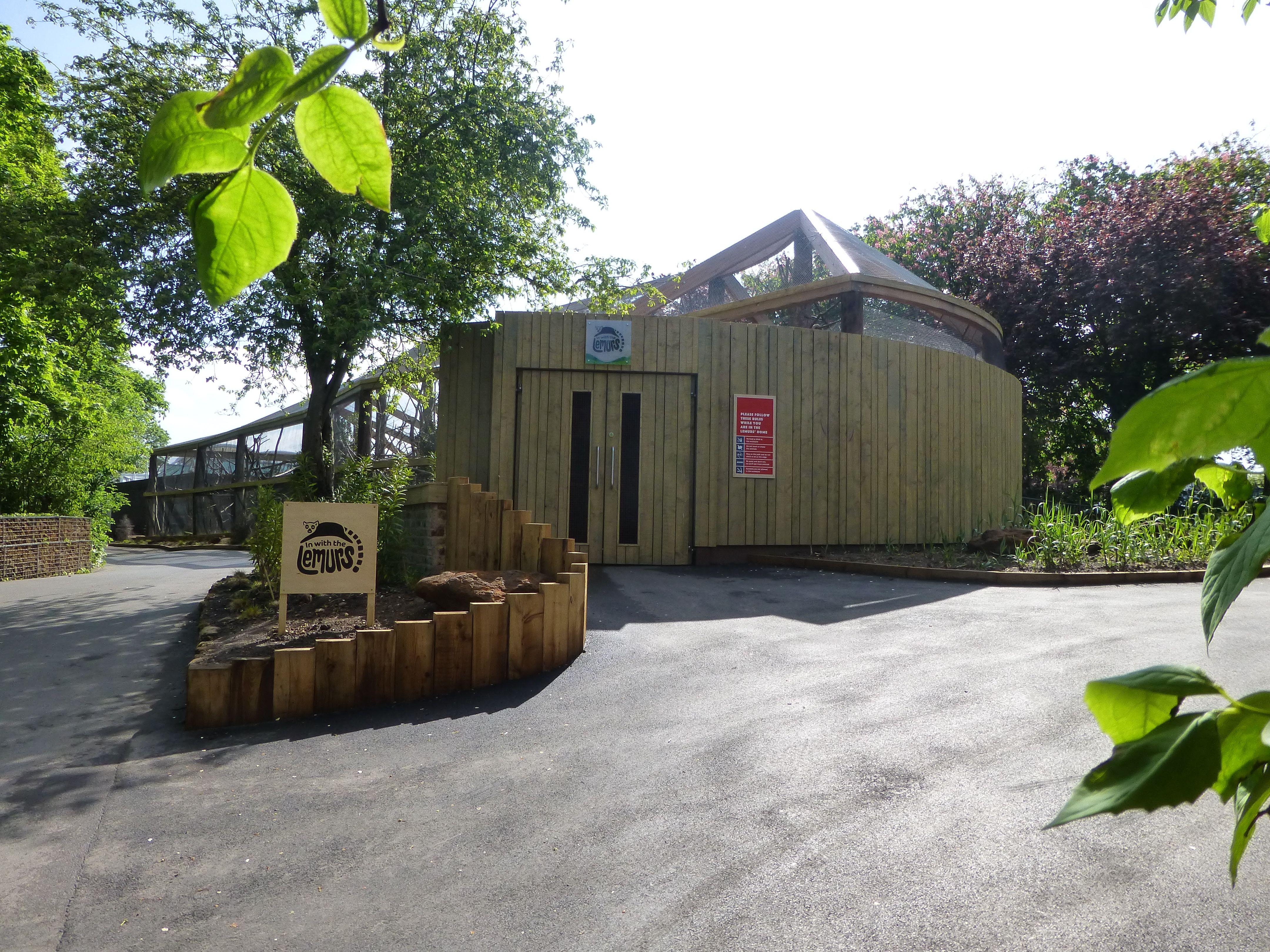 ZSL London Zoo in London, Greater London
