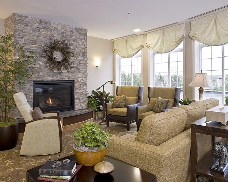 Senior Living Design Assisted Living Pinterest Search Design And Lounge Areas