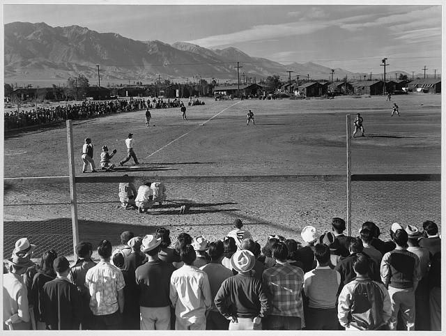 Diamonds Separated By Oceans Baseball Japanese Americans And Southern California S Pacific Rim Ansel Adams Japanese American Internment