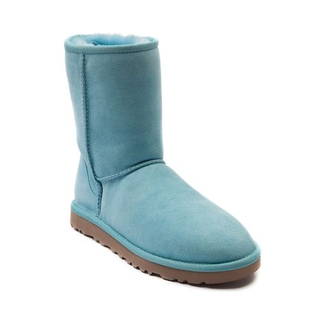 0b78acb51719d Shop for Womens UGG Classic Short Boot in Light Blue at Shi by Journeys
