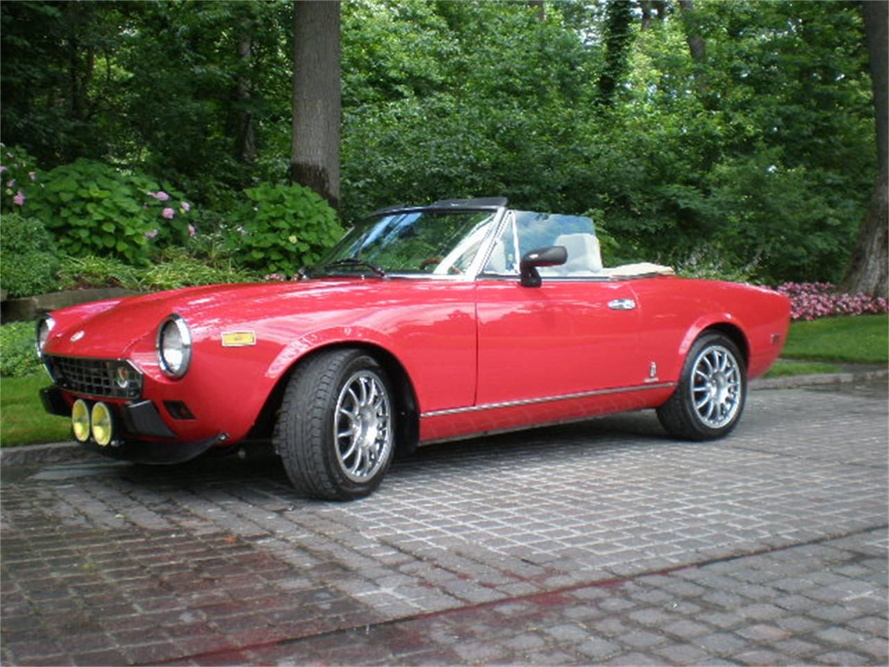 Photo 74 | Fiat 124 Spider | Pinterest | Fiat, Spider and Fiat 124