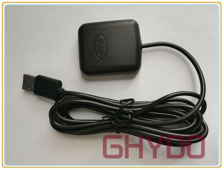 GHYDO PC Navigation USB GPS Receiver UBLOX chipset Module Antenna