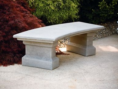 Classic Curved Bench 4945 With Images Curved Bench Garden