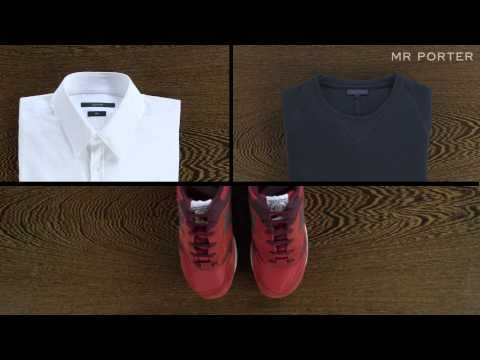 Style Clinic -- Episode 6: How to Add Colour -- MR PORTER - YouTube