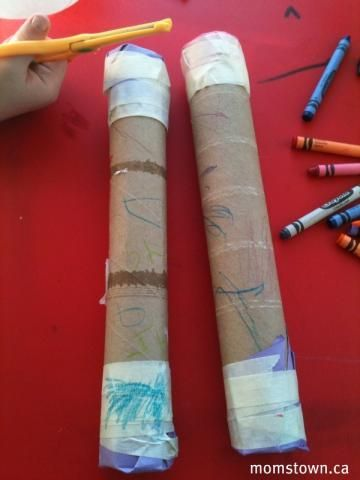 Singing With A Rainstick Craft Activities For Kids Educational