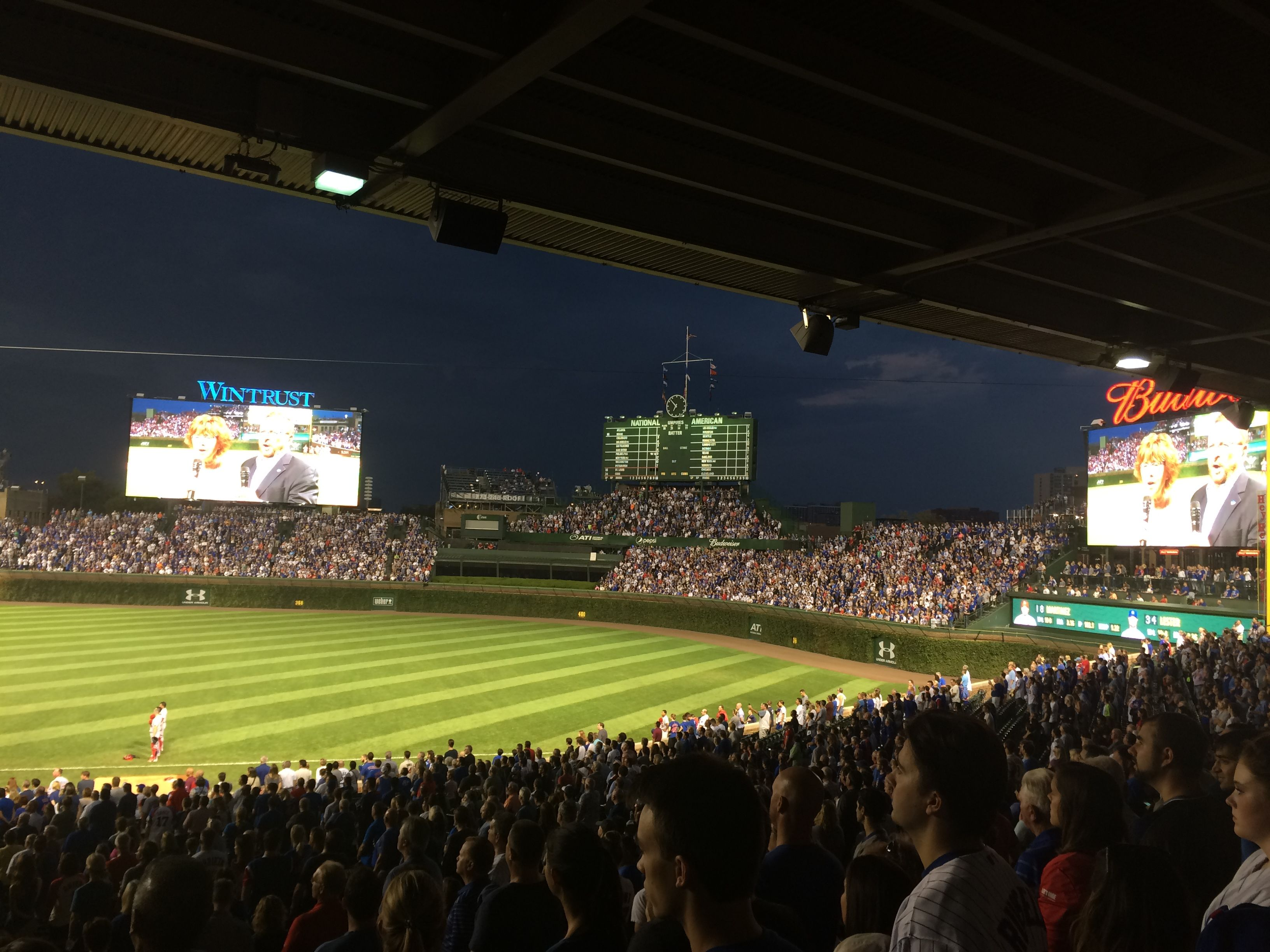 Pin by Catherine Caccavallo on The CUBS | Baseball field