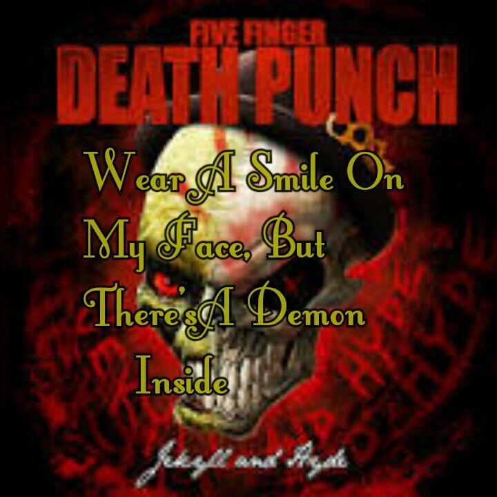 Lyric remedy seether lyrics : Five Finger Death Punch- Jekyll and Hyde Lyrics (Wear A Smile On ...