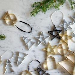 Figura Ornament Herz Weihnachtsschmuck Stelton