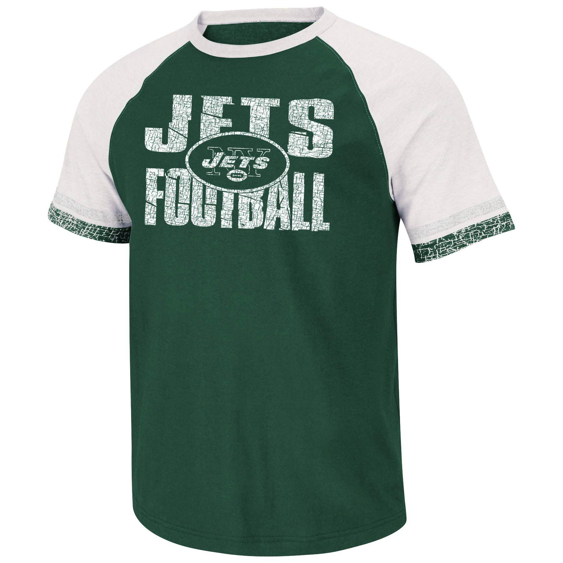 18f123e3e New York Jets Zone Blitz IV NFL T-Shirt