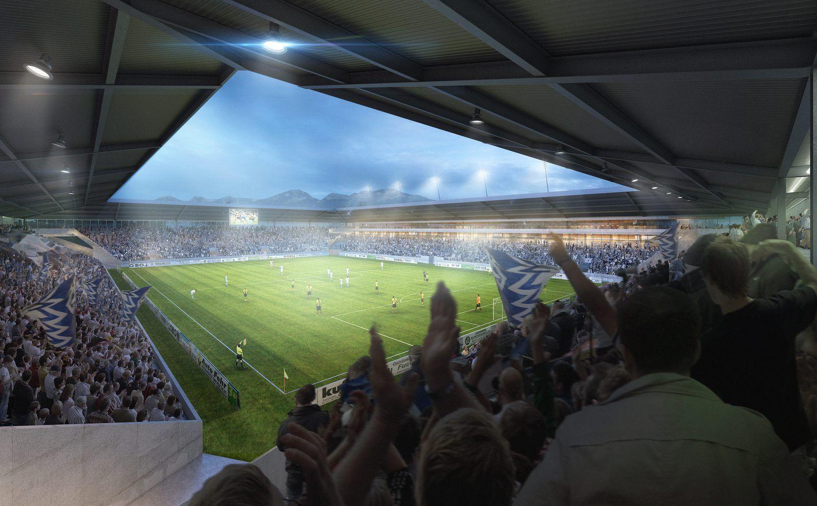 Projekt Nouveau Stade Lausanne Stadiony Net
