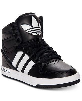 reputable site 3ffde 7fd33 adidas Boys Shoes, Court Attitude Casual Sneakers from Finish Line