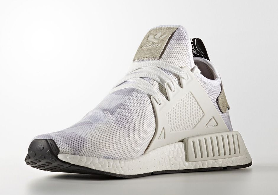 A Closer Look At The adidas NMD XR1 Triple Grey That Releases