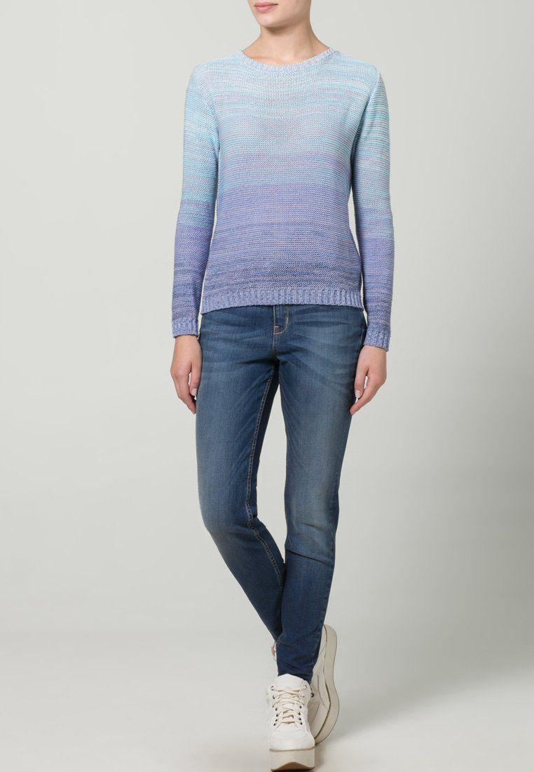 Even&Odd - Slim fit jeans - Blauw
