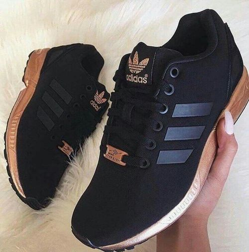adidas, shoes, and black image | Vrouwenschoenen, Adidas zx