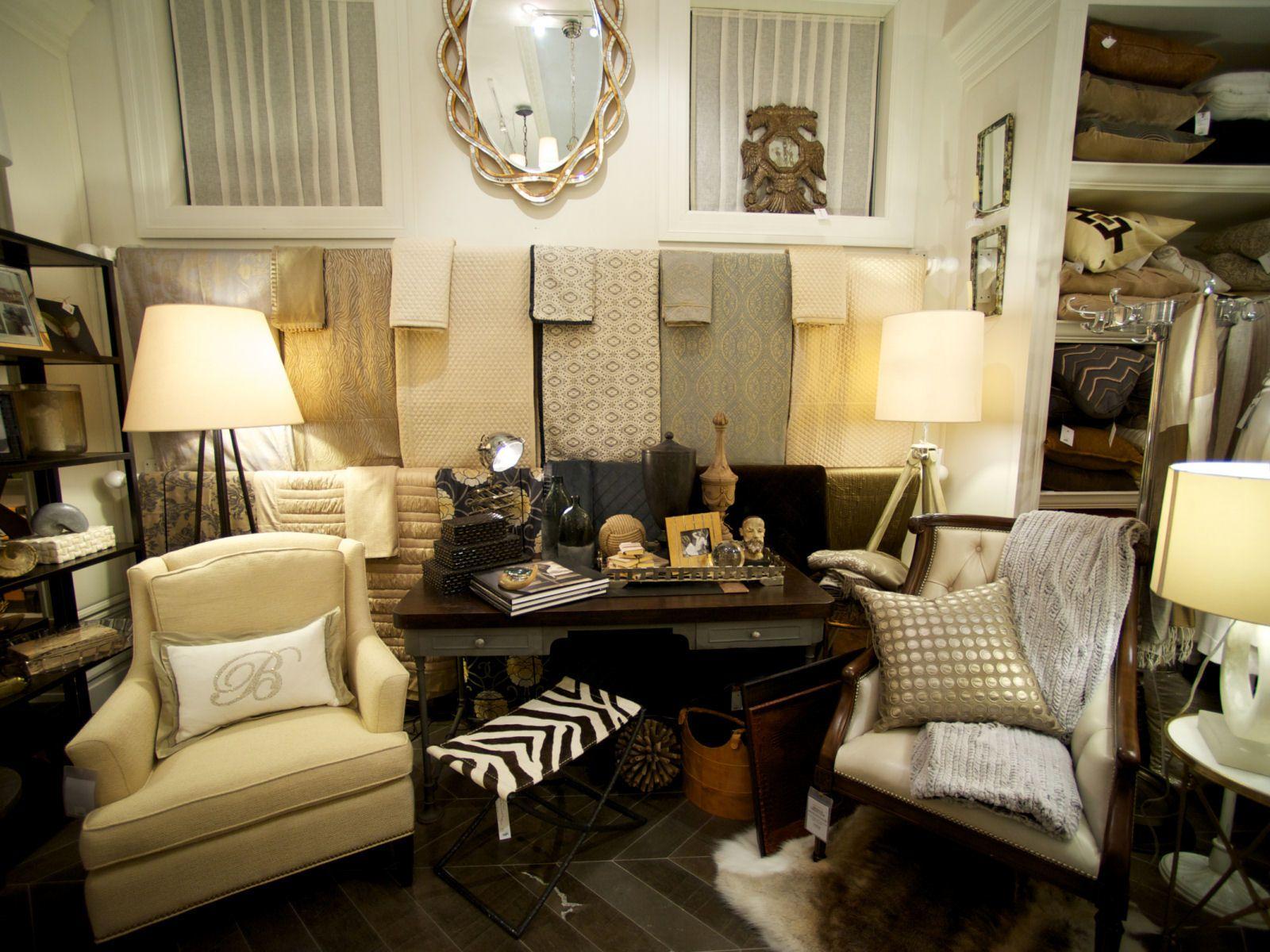 Anthem San Francisco Luxury Furniture Store Interior Design