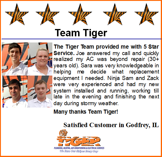Way To Go Team Tiger Fivestarfriday Air Conditioning Services
