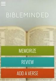 BIBLEMINDED Scripture Memory App. Even has the AWANA