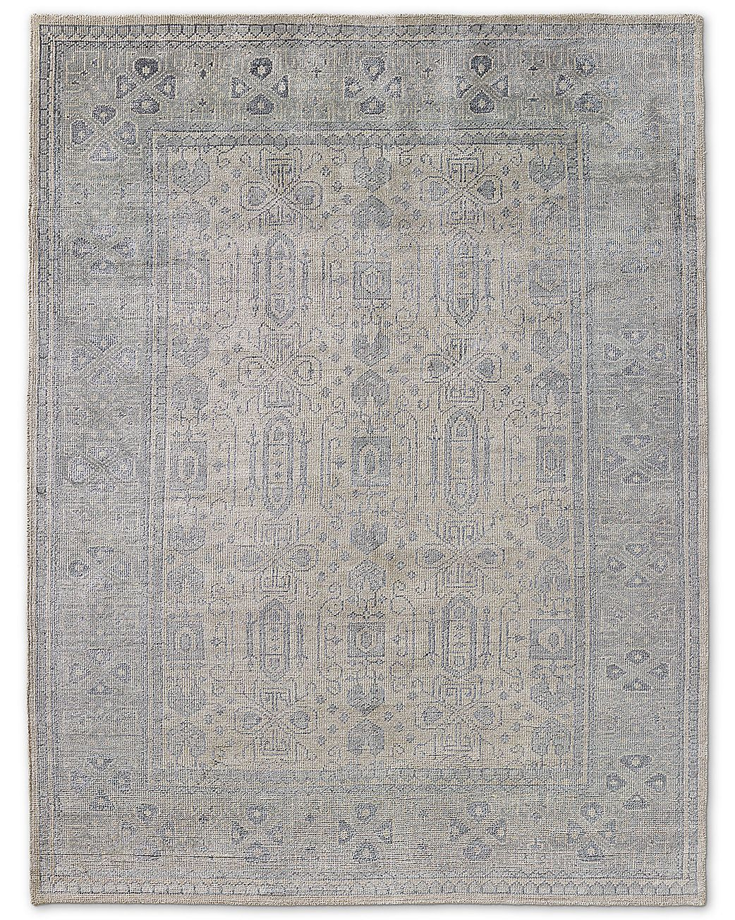 Restoration Hardware Mariposa Rug Blue For Master Bedroom Rugs Pinterest Restoration