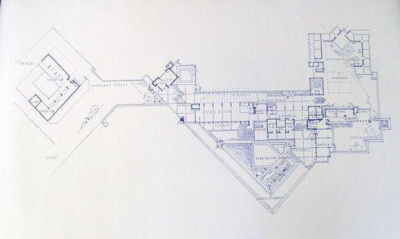 Frank lloyd wright taliesin west blueprint by blueprintplace 1499 frank lloyd wright taliesin west blueprint by blueprintplace 1499 malvernweather Choice Image