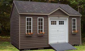remise jardin remise pinterest cabanon jardins et pergola. Black Bedroom Furniture Sets. Home Design Ideas